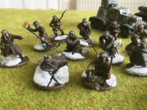 Warlord Games Winter Soviet Squad