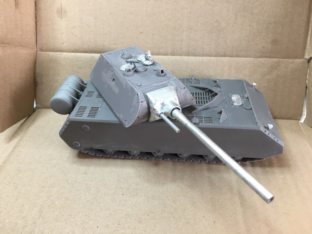 Maus front view