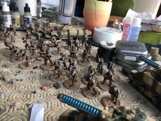 Based Infantry